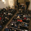 První vystoupení v kostele sv. Klimenta